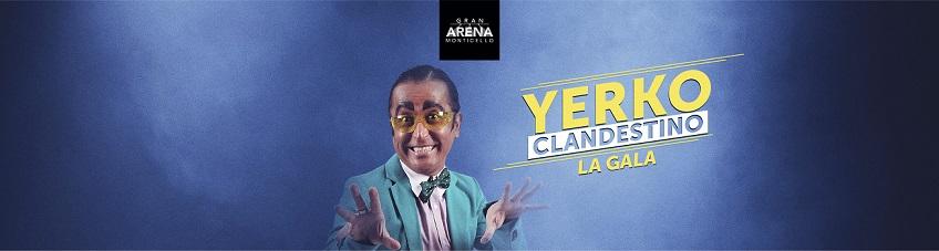 Yerko Clandestino - La Gala