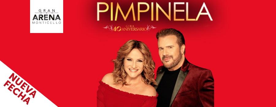 Pimpinela - Nuevo Show - 2022