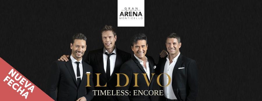 Il Divo - Timeless Encore - 2022