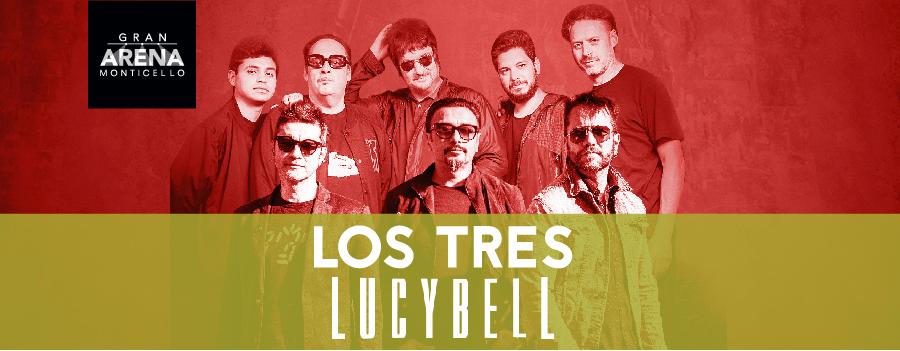Los Tres & Lucybell - Grandes Exitos