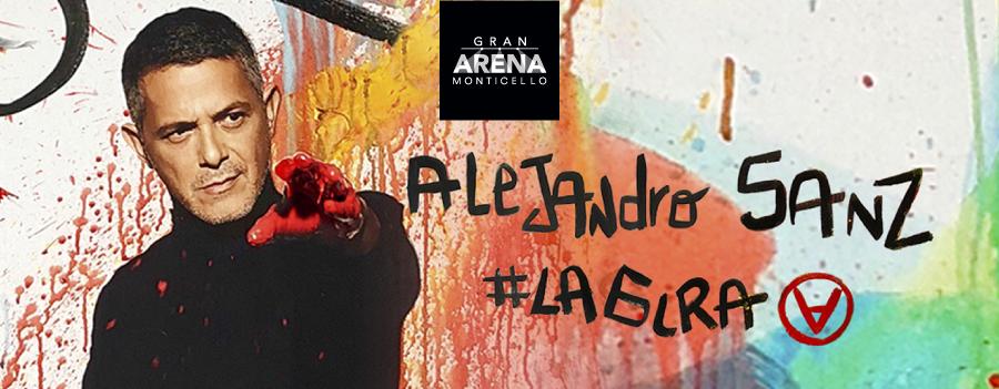 Alejandro Sanz - La Gira