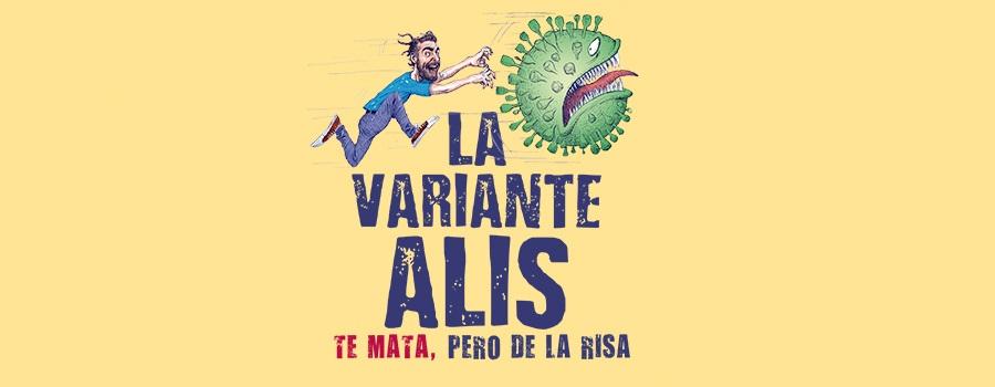 Jorge Alis - La Variante Alis